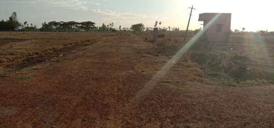 Pictures of Newly launched dtcp approved plots for sale at ponneri smart city 12