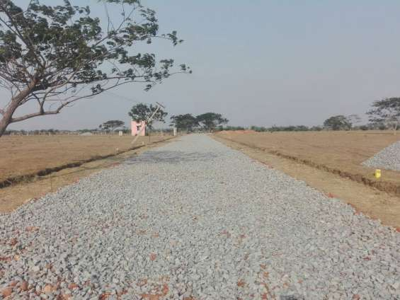 Pictures of Newly launched dtcp approved plots for sale at ponneri smart city 8