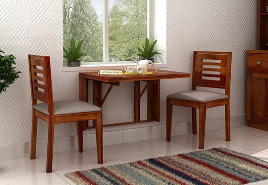 Best dining table set collection on hyderabad at woodenstreet