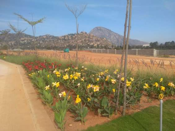 Pictures of Best residential plots with 80% bank loan, starts from 28 lacs 8