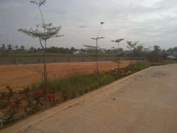 Pictures of Best residential plots with 80% bank loan, starts from 28 lacs 4