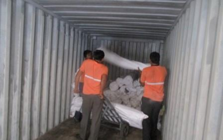 Container loading inspection services