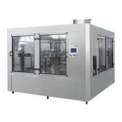 Automatic glass bottling machine | bottle filling machine