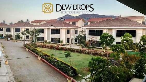 Dewdrops villa resort at igatpuri, nashik