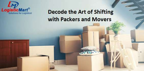 Logistic services - packers and movers in bangalore