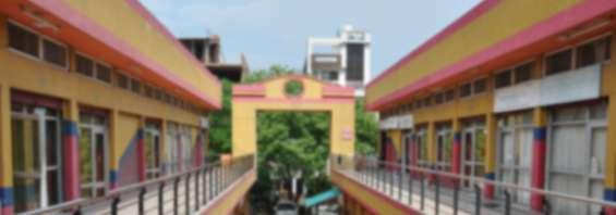 Freehold commercial office space for sell in east delhi, vigyan vihar....