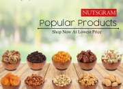Dryfruits and nuts at lowest price