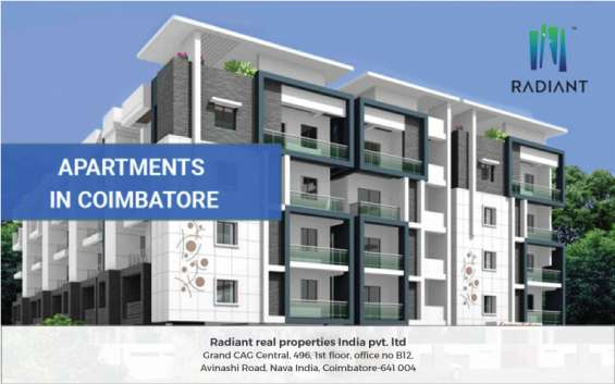 Apartments in coimbatore