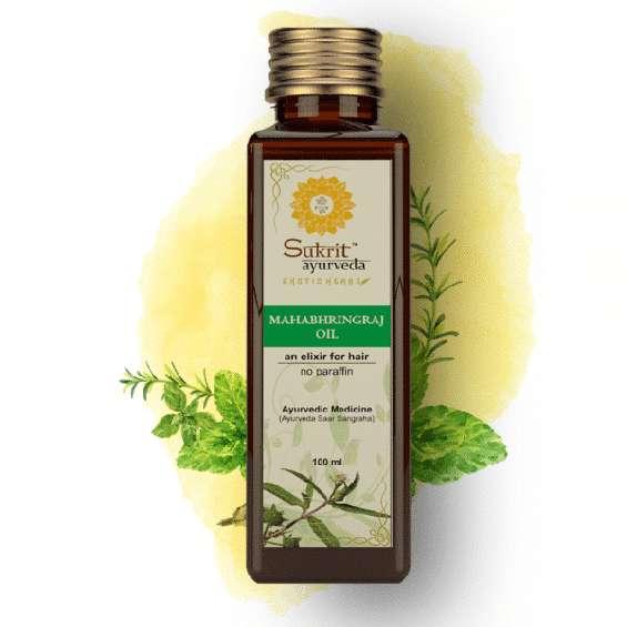 Mahabhringraj oil price, benefit and use for health