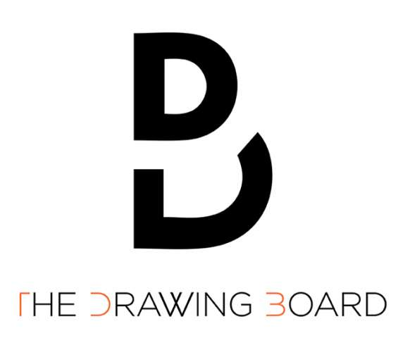 Content writing at the drawing board