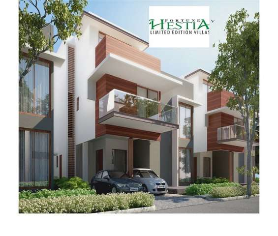 3 & 4 bhk signature villas in bangalore