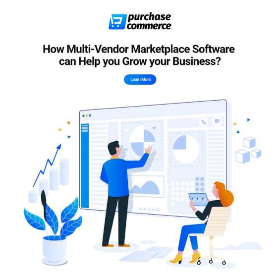 Multivendor marketplace software- purchase commerce