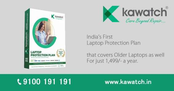 Kawatch laptop extended warranty & protection plans from liquid & physical damages?