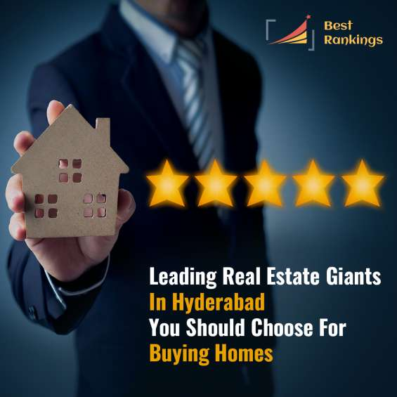 Best real estate companies & builders in hyderabad - flats & homes