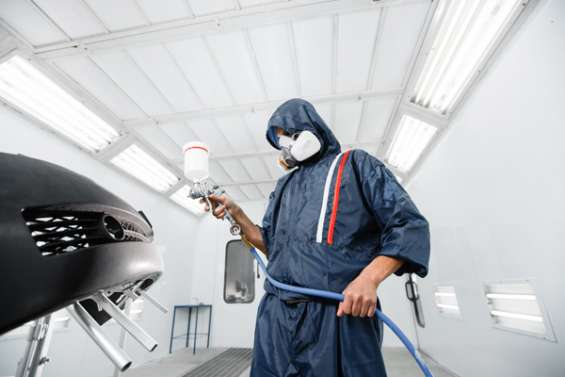 Commercial paint booth manufacturers