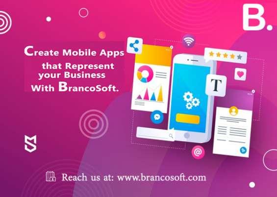 Brancosoft - top mobile app development & consultation company noida, india