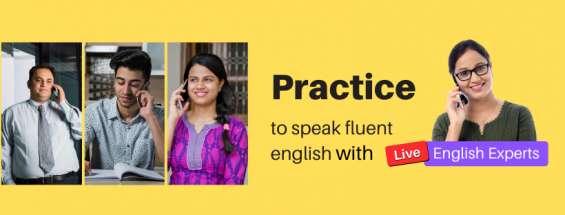 English learning app to improve english communication
