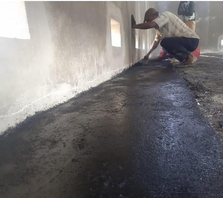 Mastic asphalting contractors