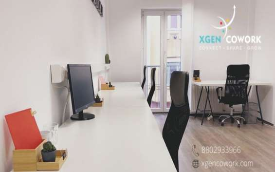 Coworking space near your location